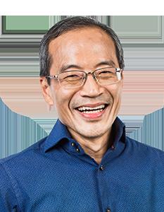 Mr Dennis Tan Lip Fong