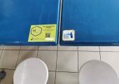 sd pro Sticker on Hawker Centre Table